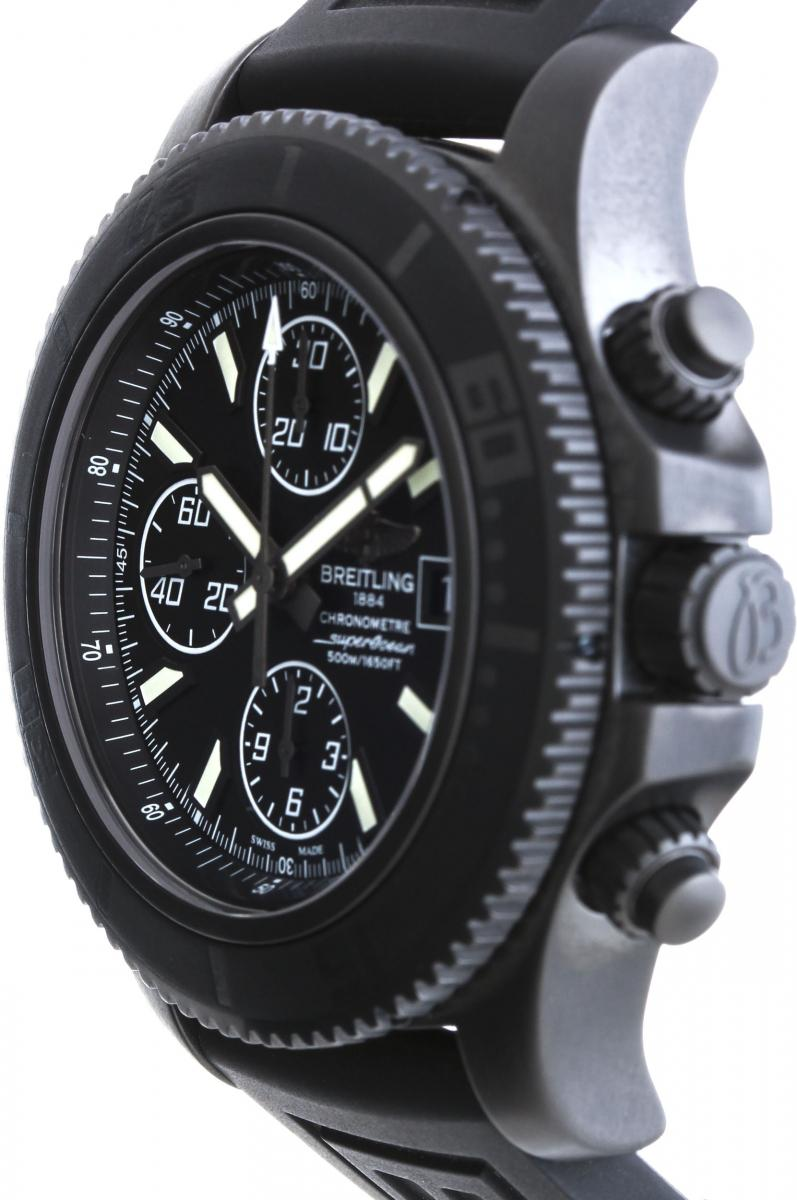 Breitling Superocean Chronograph Limited Black