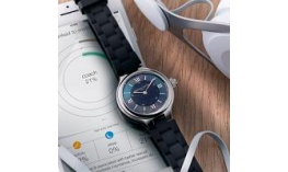 BASELWORLD SPOTLIGHT NEW HOROLOGICAL SMARTWATCH NOTIFY COLLECTION FOR LADIES