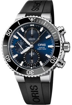 Oris 774 7743 41 55 RS Black