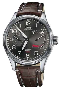 Oris 111 7711 41 63 LS Brown