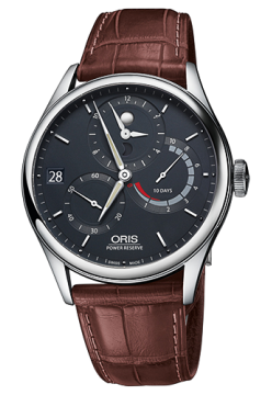 Oris 112 7726 40 55 LS Brown