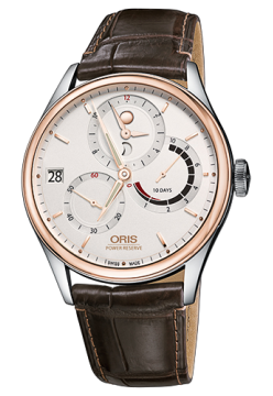 Oris 112 7726 63 51 LS Brown