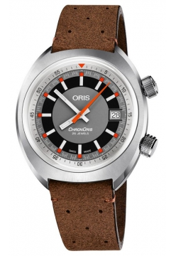 Oris 733 7737 40 53 LS Brown