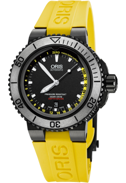 Oris 733 7675 47 54 RS Yellow