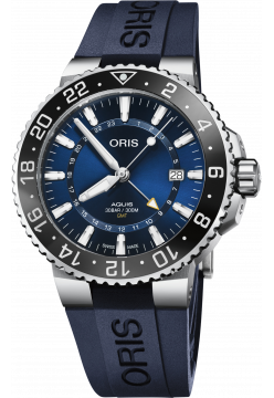 Oris 798 7754 41 35 RS blue