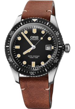 Oris 733 7720 40 54 LS Brown