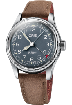 Oris 754 7741 40 65 LS Brown