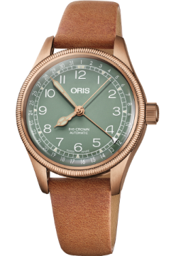 Oris 754 7749 31 67 LS Brown