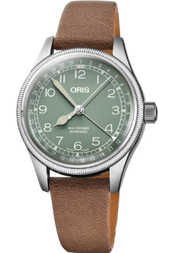 Oris 754 7749 40 67 LS Brown