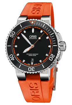 Oris 733 7653 41 28 RS Orange